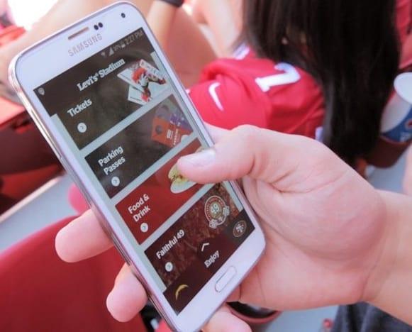 Levi Stadium App