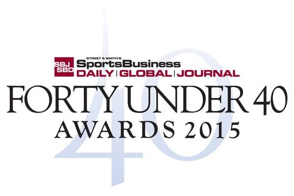 Forty Under 40 Awards 2015