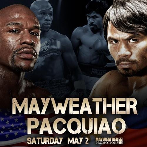 Mayweather VS Pacquiao Fight in Las Vegas