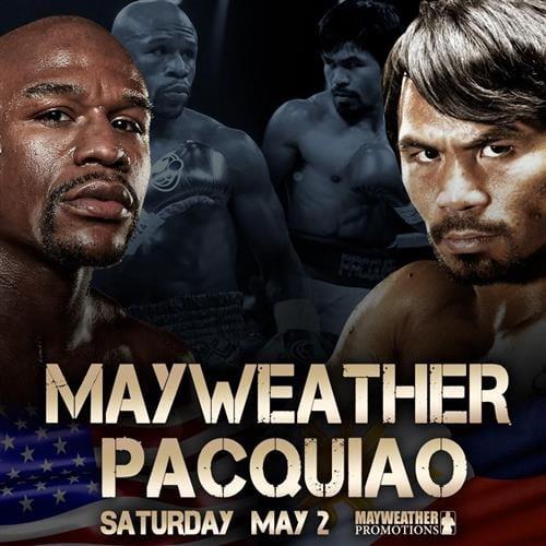 Mayweather VS Pacquiao Fight in Las Vegas