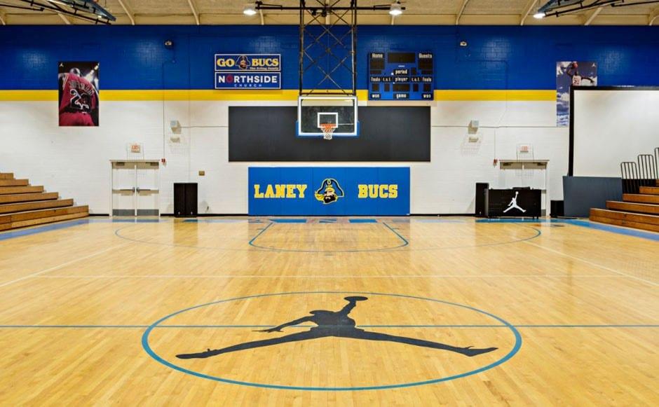 Michael Jordan's High School
