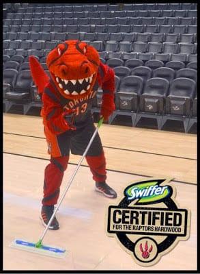 Raptors Swiffer