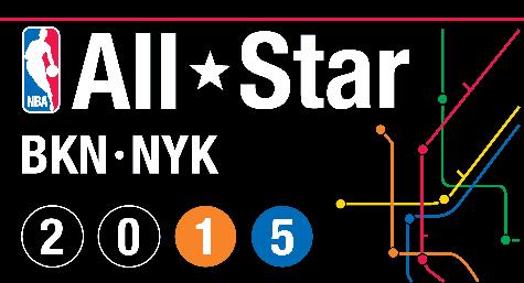 2015 NBA All-Star Game Logo
