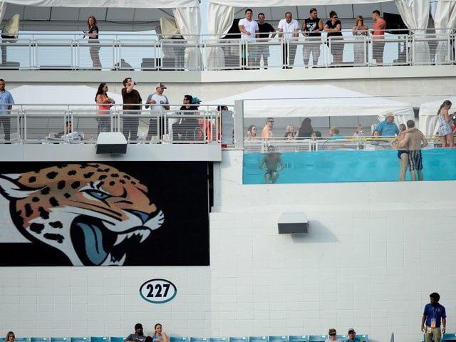 Stadium pool